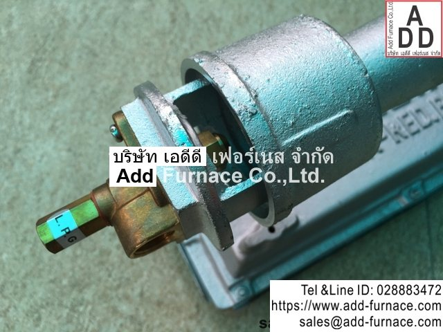 infrared burner type a 1802(6)