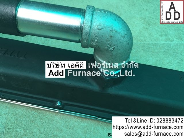 infrared burner type a 2602(12)