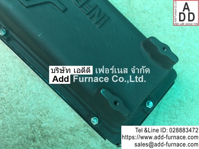 infrared burner type a 2602(13)