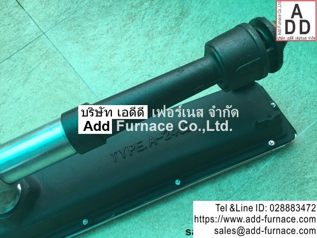 infrared burner type a 2602(14)