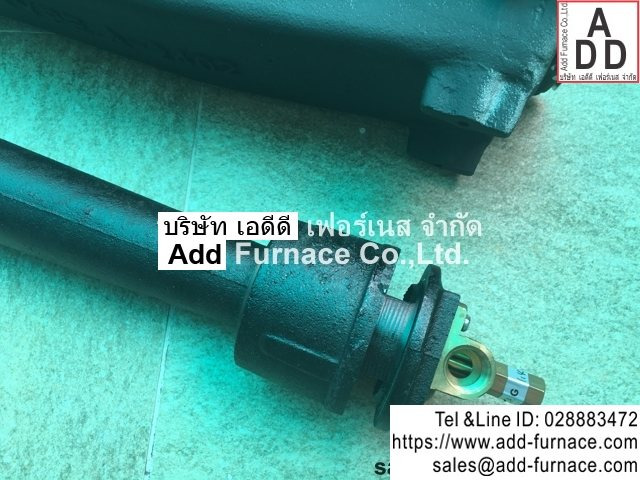 infrared burner type a 2602(9)
