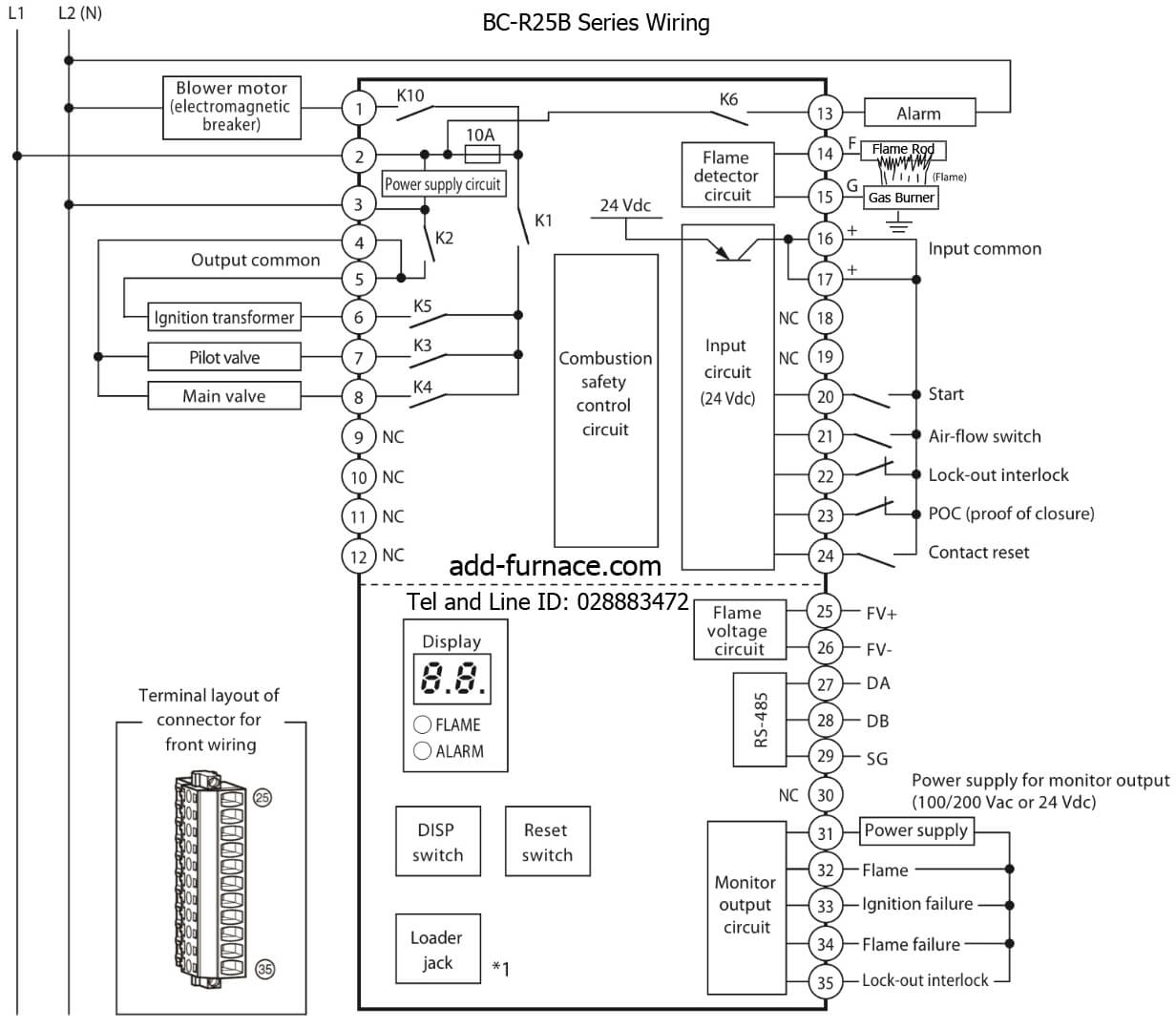 bc-r25b2j0500