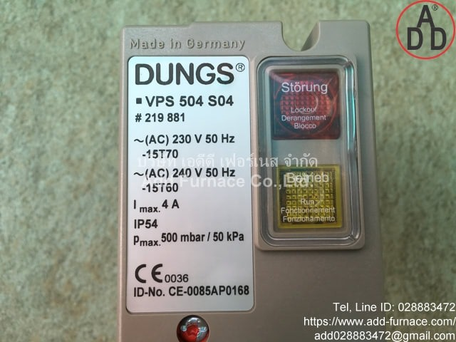Dungs VPS 504 S04 (4)