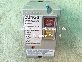 Dungs VPS 504 S04