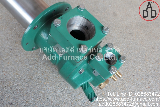 Eclipse ThermJet Burners TJ0025 (5)