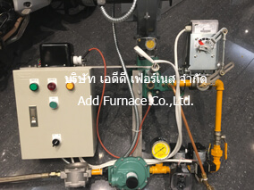 Eclipse ThermJet Burner TJ0040