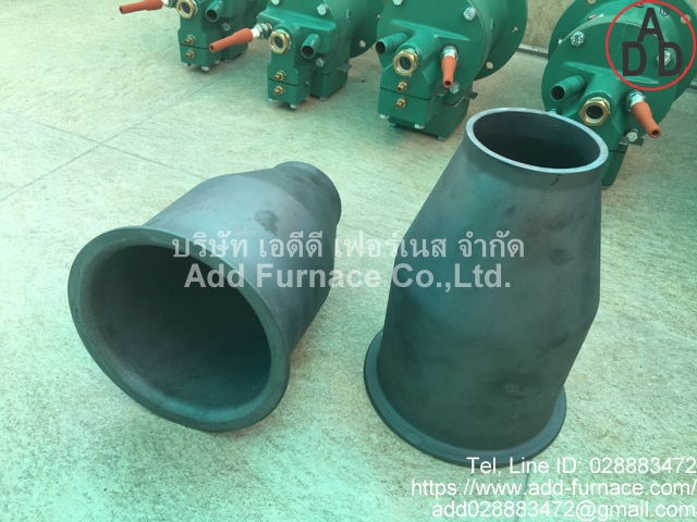 Eclipse ThermJet Burners Silicon Carbide Combustor (1)