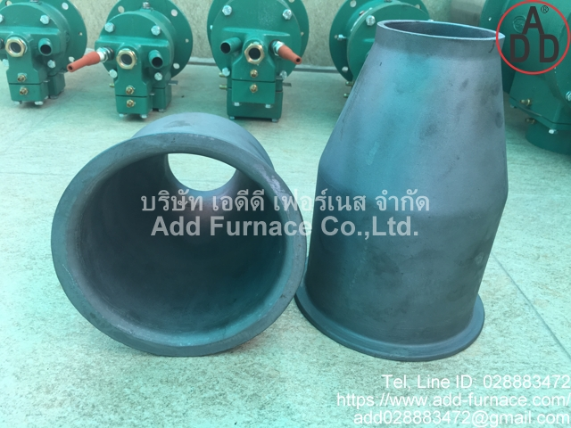 Eclipse ThermJet Burners Silicon Carbide Combustor (12)
