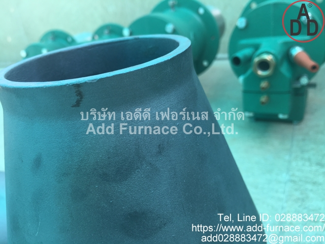 Eclipse ThermJet Burners Silicon Carbide Combustor (5)