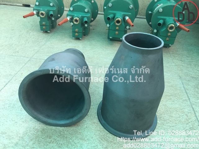 Eclipse ThermJet Burners Silicon Carbide Combustor (8)