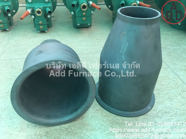 Eclipse ThermJet Burners Silicon Carbide Combustor (9)