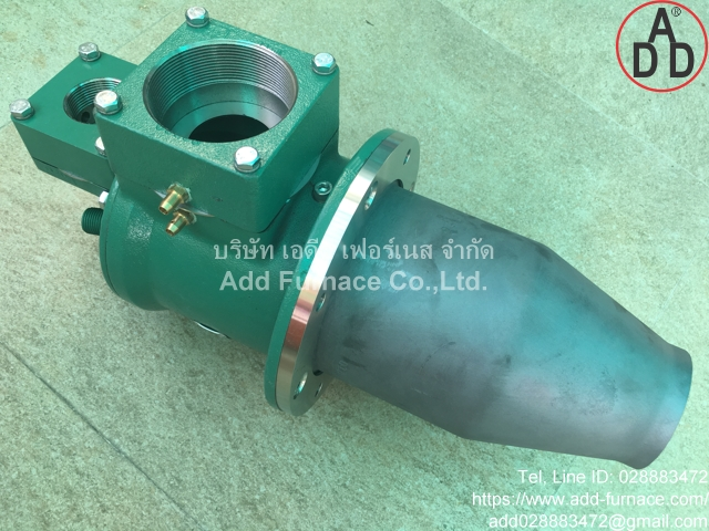 Eclipse ThermJet Burners Model TJ0100 Silicon Carbide Combustor (1)