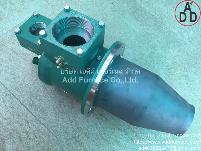 Eclipse ThermJet Burners Model TJ0100 Silicon Carbide Combustor (15)