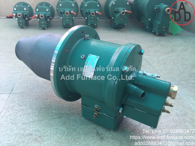 Eclipse ThermJet Burners Model TJ0100 Silicon Carbide Combustor (2)