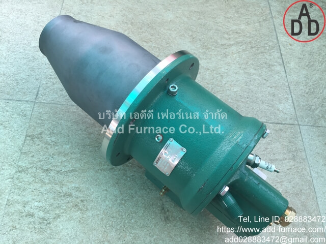 Eclipse ThermJet Burners Model TJ0100 Silicon Carbide Combustor (6)