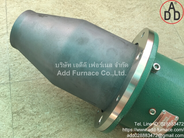 Eclipse ThermJet Burners Model TJ0100 Silicon Carbide Combustor (8)