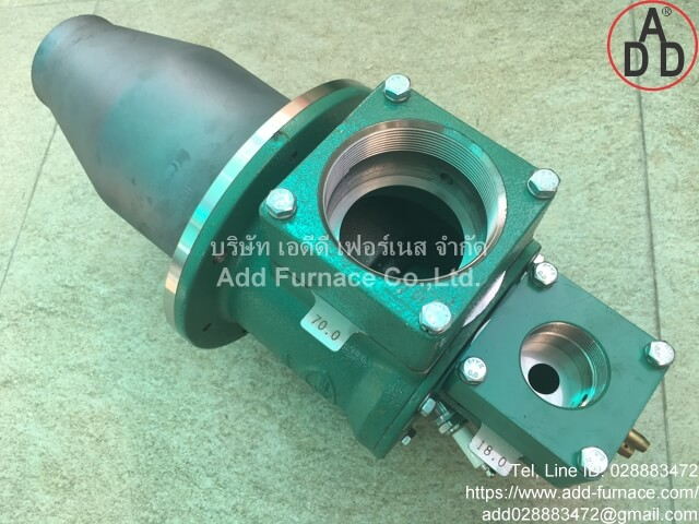 Eclipse ThermJet Burners Model TJ0200 Silicon Carbide Combustor (1)