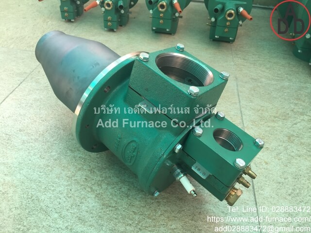 Eclipse ThermJet Burners Model TJ0200 Silicon Carbide Combustor (11)