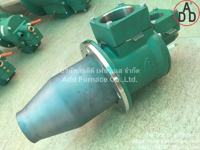 Eclipse ThermJet Burners Model TJ0200 Silicon Carbide Combustor (12)