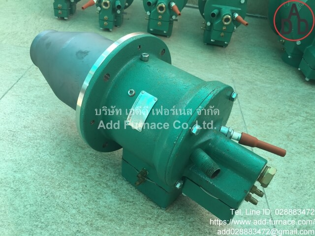 Eclipse ThermJet Burners Model TJ0200 Silicon Carbide Combustor (3)