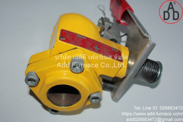 Fisher N550-16 Emergency Shutoff (4)