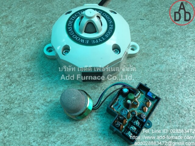 Ewoo Gas Detector Explosion Proof (1)