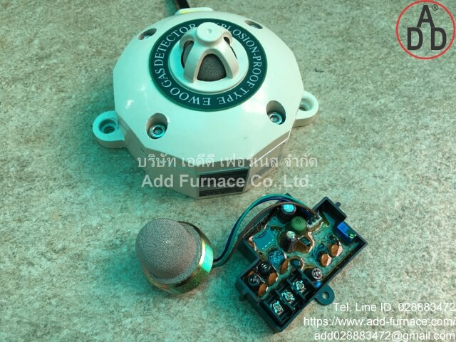 Ewoo Gas Detector Explosion Proof(3)