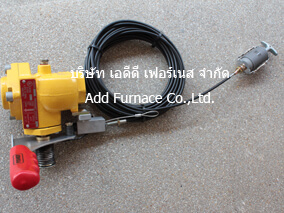 Fisher Emergency shutoff P164b