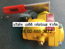 Fisher N551-16 Emergency shutoff