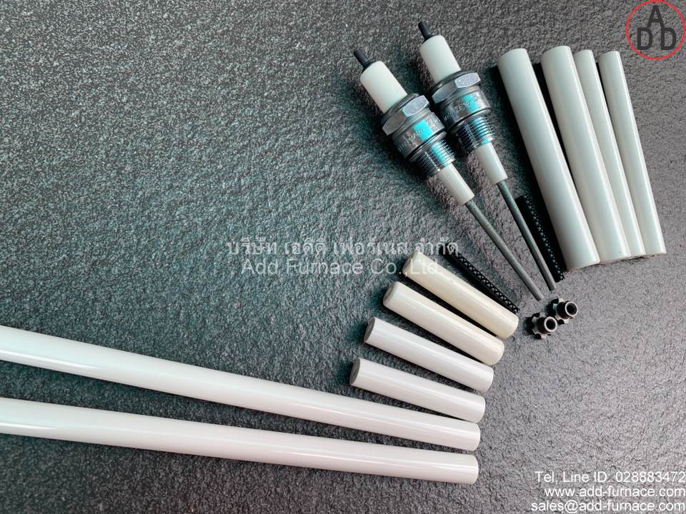 Flame Rod Ceramic Tube | Spark Rod Tube (6)