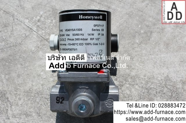 Honeywell VE4015A1005 (12)