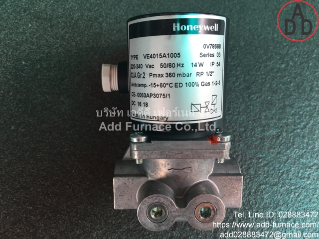 Honeywell VE4015A1005 (2)