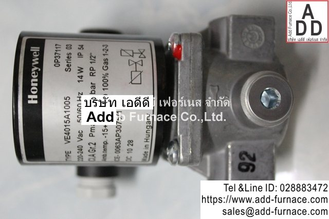 Honeywell VE4015A1005 (9)