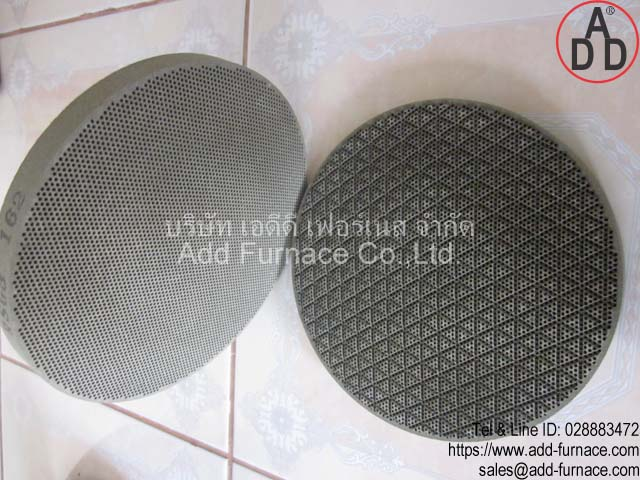 RSG3 diameter 162mm ceramic honeycomb(3)