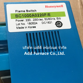 BC1000A0220F/E Honeywell Flame Switch