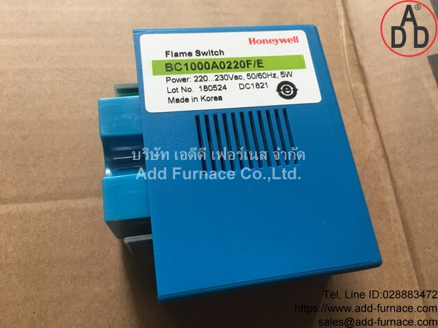 BC1000A0220F/E Honeywell Flame Switch (1)