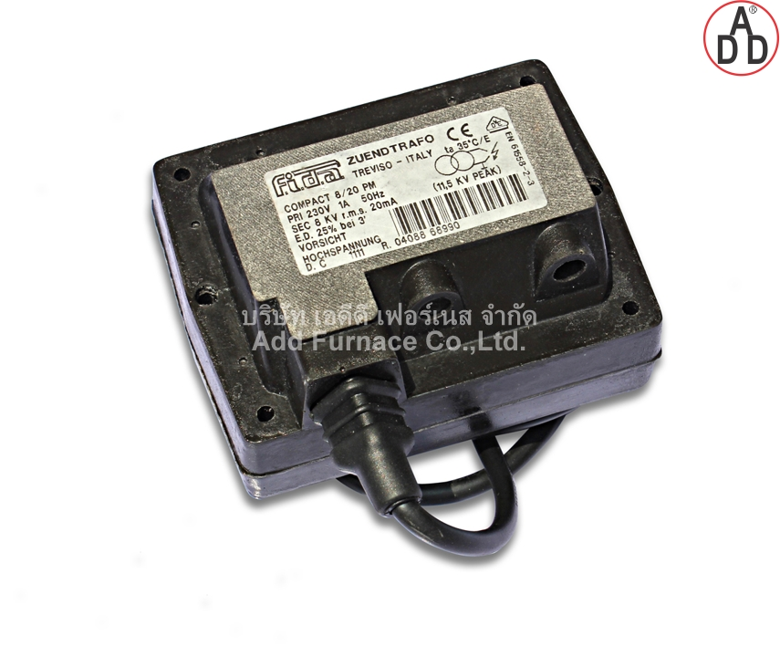 Fida zuendtrafo Compact 8/20 PM ignition transformer(2)