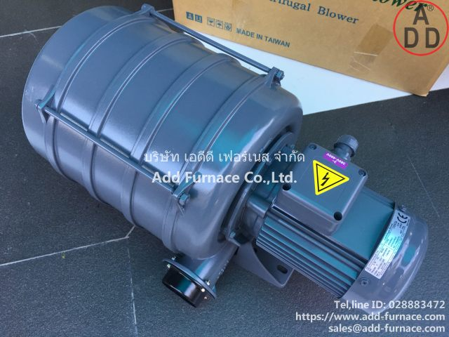 Centrifugal Blower TYPE HTB75-105 (17)