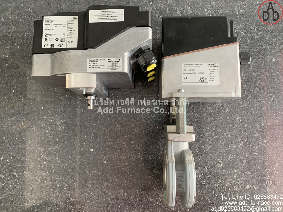 IC-40A2A with GT31-30T3E (2)