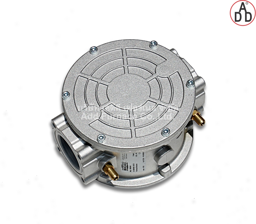 Madas FM DN32 Gas Filter(1)