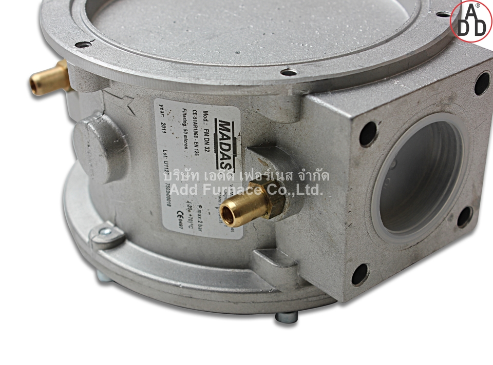 Madas FM DN32 Gas Filter(4)