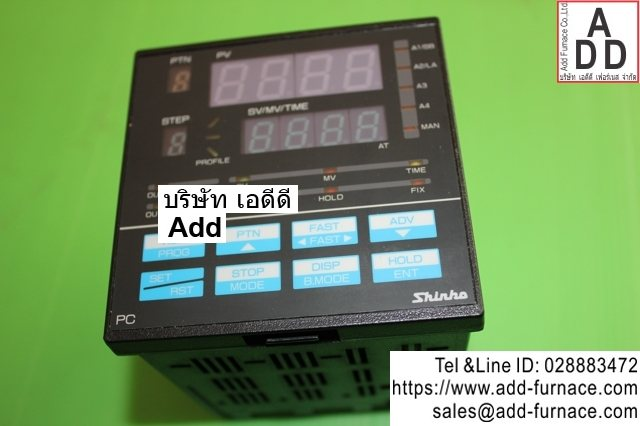 pc 935 a/m shinko,temperature controller
