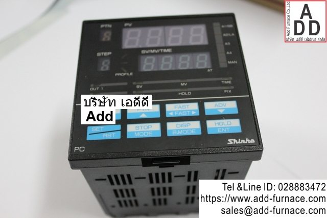 pc 935 r/m bk,c5,a2,ts,shinko temperature controller(30)