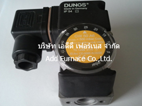 GW 50 A6(5~50mbar)Dungs Pressure Switch