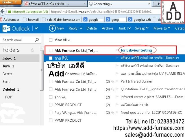 Labview hotmail,Labview Gmail,Labview E-mail(2)