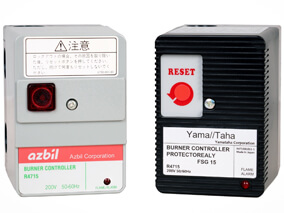 azbil R4715(discontinued) is replaced with the Yamataha R4715